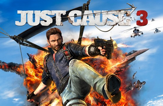 Just Cause 3 errores con solución
