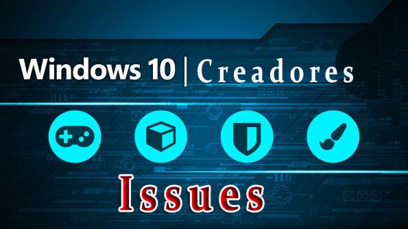 Windows 10 Creadores