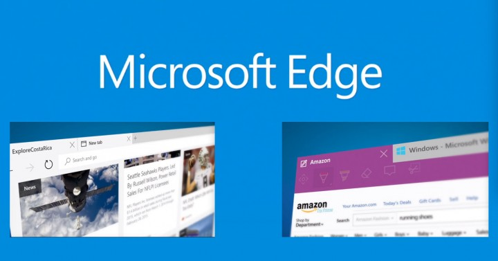 Microsoft Edge Browser está bloqueado