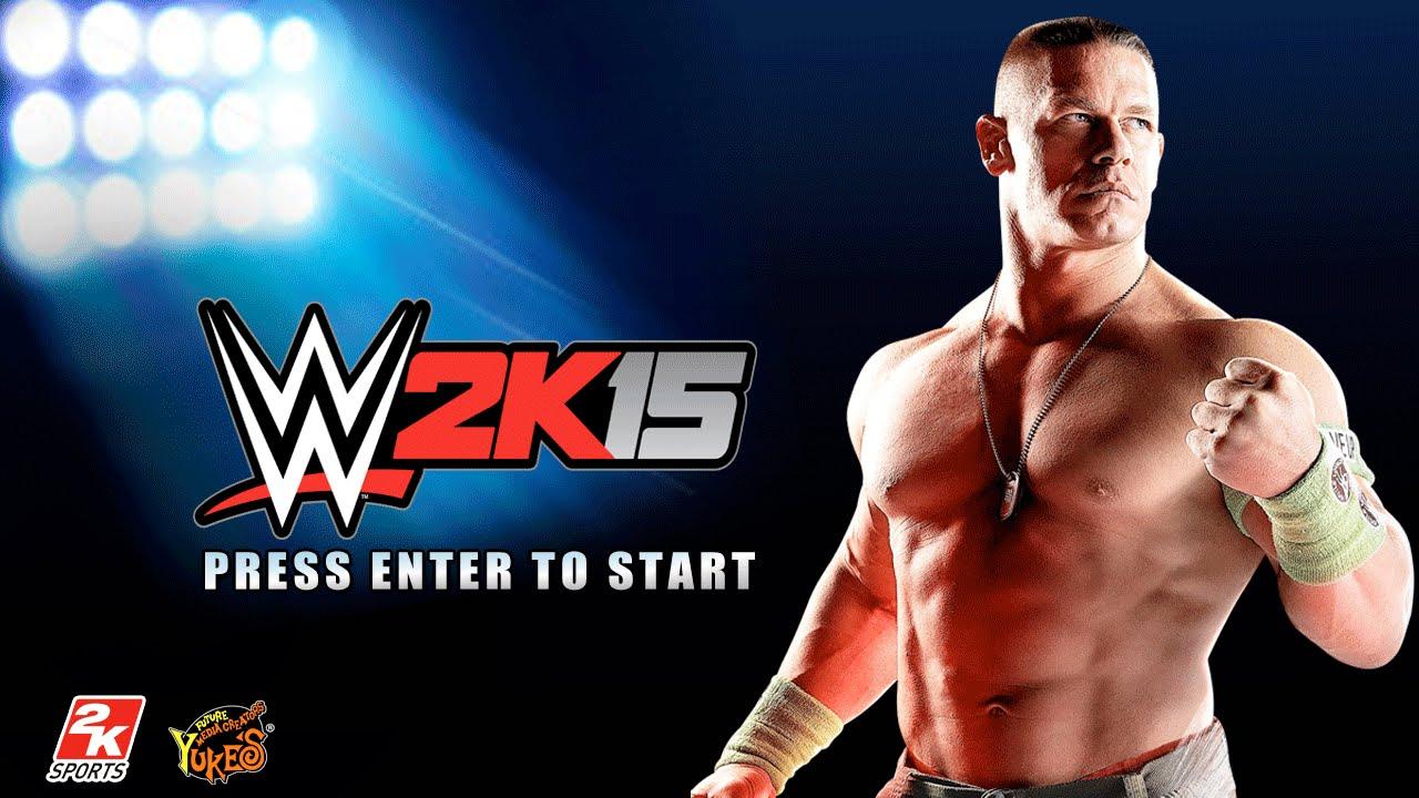 error de fijación para WWE 2K15 pc juego